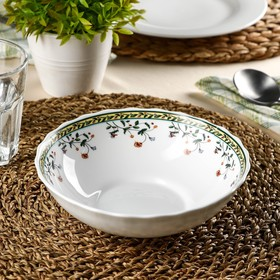 Тарелка суповая «Винтаж», 550 мл, 18×5 см