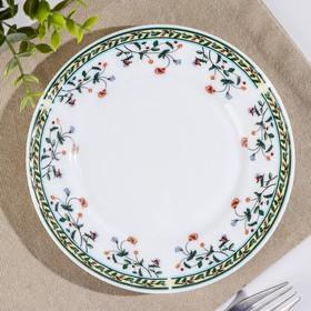 Тарелка десертная «Винтаж», d=17,5 см