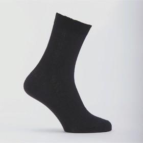 Носки мужские С189 черный, р-р 27 Ош