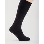 Носки мужские махровые С703 черный, р-р универсальный