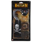 Набор пирата «Опасный крюк», 4 предмета