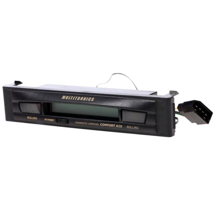 Маршрутный компьютер Multitronics Comfort Х15