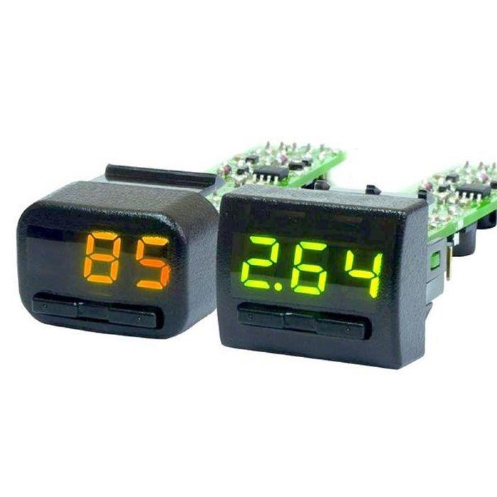 Маршрутный компьютер Multitronics UX-7, зеленый