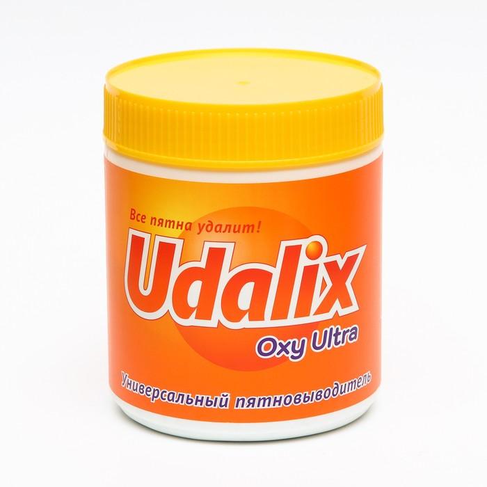 Пятновыводитель-отбеливатель Udalix Oxi, 500 г