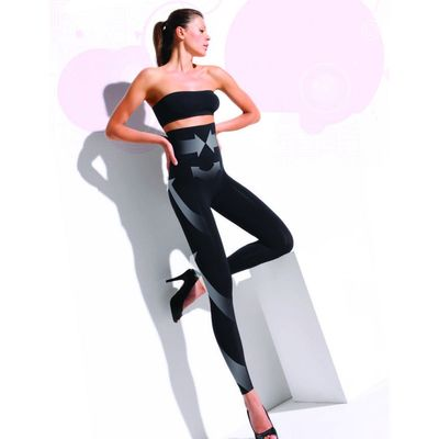 Леггинсы CB-Leggings Liscio Control Body Young nero 3-M/L
