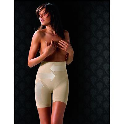 Трусы-шорты CB-SHORT Control Body gold bianco 2-S/M