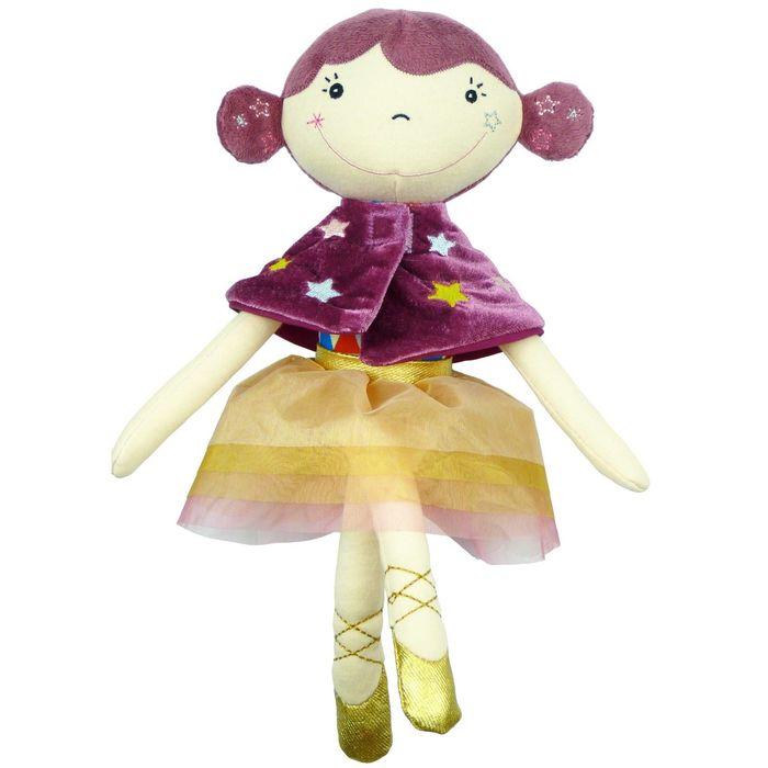 Мягкая куколка Ebulobo «Бетти»