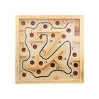 Puzzle Labyrinth, 20 holes, bulb included