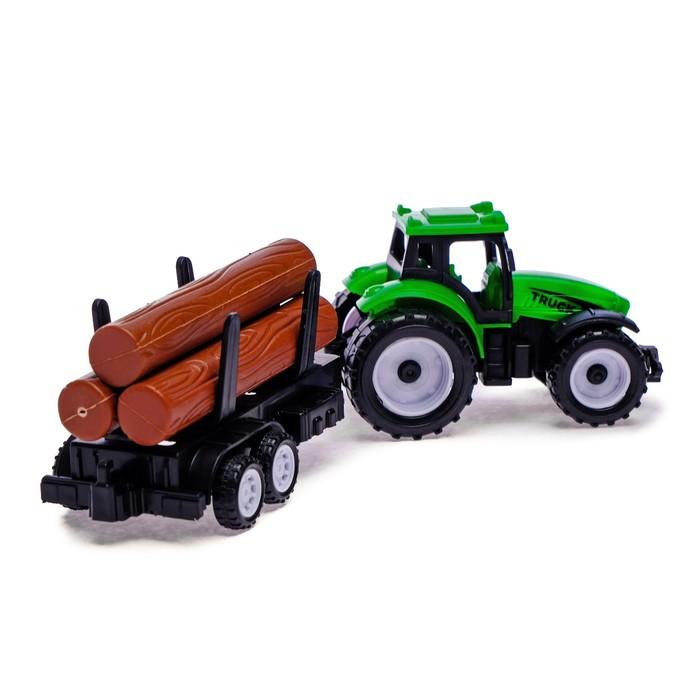 Картинки трактор беларусь с прицепом