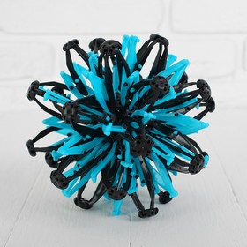 "The ball-transformer, ""Needle"", color blue"