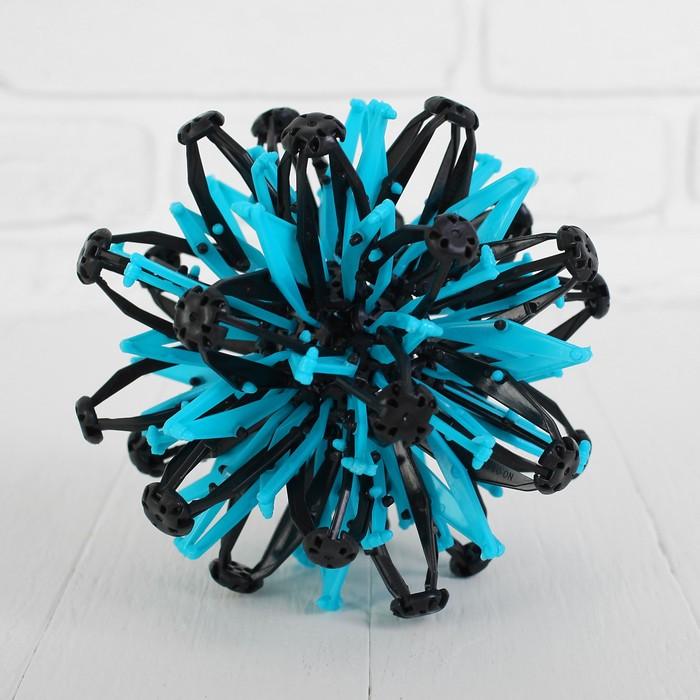"""Мяч-трансформер """"Иголка"""", цвет голубой"""