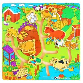 Лабиринт- игра «Ферма»