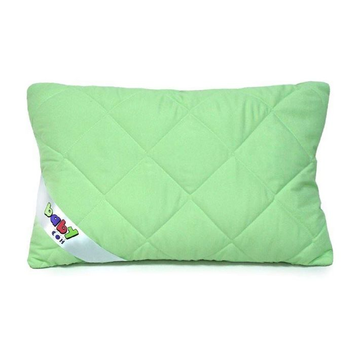 Подушка Мягкий сон 40х60 см, чехол МИКС - фото 106549955