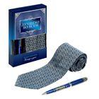 """Подарочный набор """"Лучшему во всем"""": галстук и ручка"""