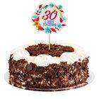 """Декор для торта """"30 лет"""""""