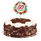 """Декор для торта """"С Юбилеем! 50"""""""