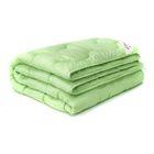 Одеяло Мягкий сон легкое 140х205 см, Бамбук 150г/м, микрофибра 82г/м, чехол МИКС,