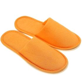 Тапочки женские, цвет персиковый, размер 36-38