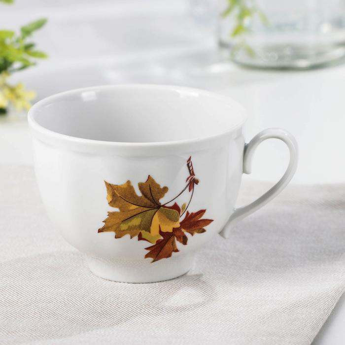 """Чашка чайная 275 мл """"Клен"""""""