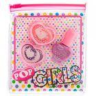 Набор детской декоративной косметики для губ и ногтей POP