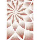Прямоугольный ковёр Beluga Carving 9592, 200 х 500 cм, цвет bone/rose - фото 7928982