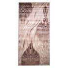 Прямоугольный ковёр Beluga Carving 9594, 300 х 500 cм, цвет bone/d.brown - фото 7928984