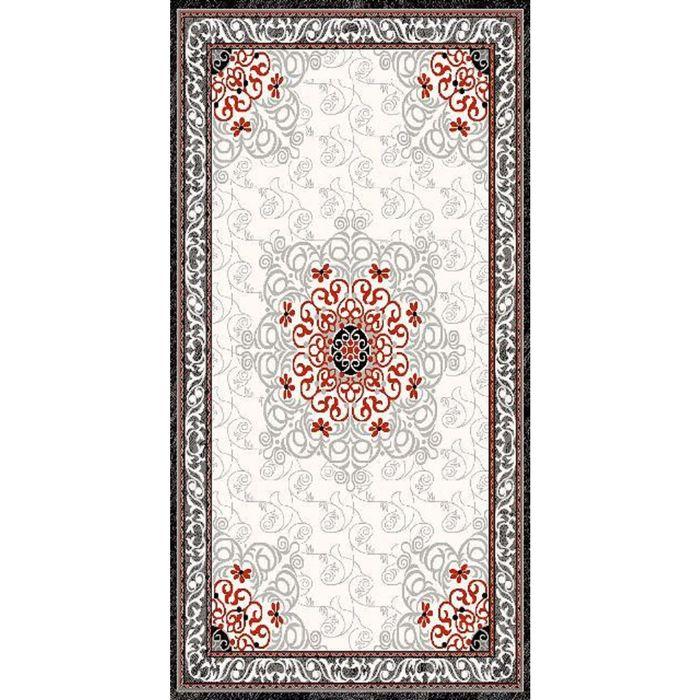 Овальный ковёр DIlber 3052, 200 х 400 см, цвет kemik/gri - фото 7928989