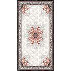Овальный ковёр DIlber 3052, 200 х 500 см, цвет kemik/gri - фото 7928990