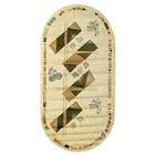 Овальный ковёр Antiq Imperial 3884, 150 х 300 см, цвет krem/krem - фото 7928996