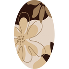 Овальный ковёр Carving 0095, 300 х 500 см, цвет opak - фото 7929180