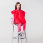 """Карнавальный костюм """"Парикмахер"""", фартук, пеньюар, р-р 110-122, 4-6 лет, цвета МИКС - фото 106550123"""