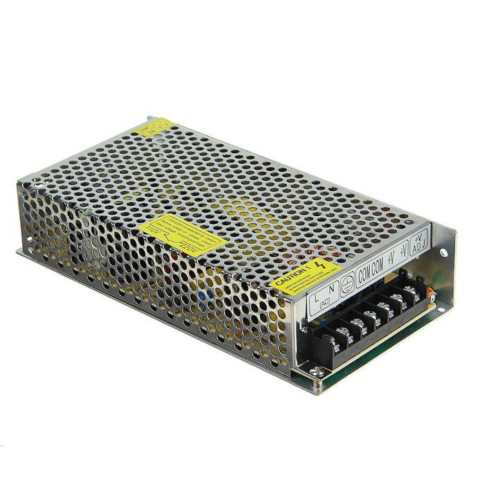 Блок питания Ecola, для светодиодной ленты, 150 Вт, 220-12 В, IP20 - фото 687156812