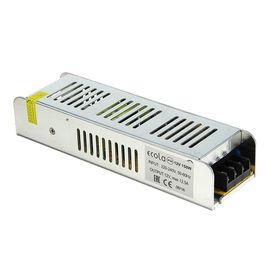 Блок питания для светодиодной ленты Ecola, 150 Вт, 220-12 В, IP20, плоский
