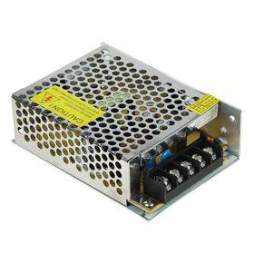 Блок питания Ecola для светодиодной ленты, 50 Вт, 220-12 В, IP20