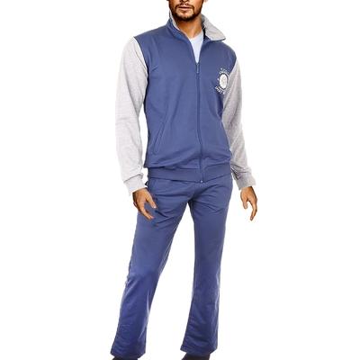 Костюм спортивный мужской арт.3017/0156, цвет джинс, р-р 44-46 (M)