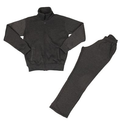 Костюм спортивный мужской арт.920/921, цвет тёмно-серый, р-р 44-46 (M)