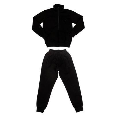 Костюм спортивный мужской арт.920/928, цвет черный, р-р M