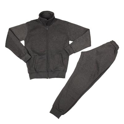 Костюм спортивный мужской арт.920/928, цвет тёмно-серый, р-р L