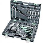 "Набор инструмента STELS 14115, 1/4"", 3/8"", 1/2"", 10-32 мм, усиленный кейс, 216 предметов"