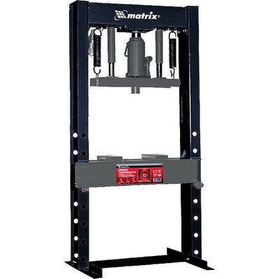 Пресс гидравлический MATRIX, 20 т, 750 х 650 х 1510 мм, комплект из 2 частей