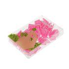 Пиксельные фишки (биты) Upixel Большие 80 шт WY-P001 розовый