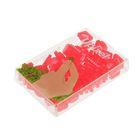 Пиксельные фишки (биты) Upixel Маленькие 60 шт WY-P002 красный