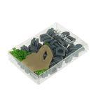 Пиксельные фишки (биты) Upixel Маленькие 60 шт WY-P002 светло-серый