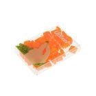 Пиксельные фишки (биты) Upixel Маленькие 60 шт WY-P002 оранжевый