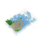 Пиксельные фишки (биты) Upixel Маленькие 60 шт WY-P002 синий