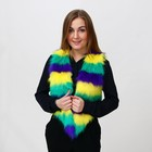 """Карнавальный жилет """"Цветная ласка"""", р-р 44-46"""