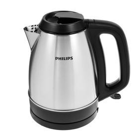 Чайник электрический Philips HD9305/21, 2200 Вт, 1.5 л, серебристый