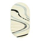 Овальный ковёр Rio Carving 132, 250 х 350 cм, цвет cream - фото 7929019