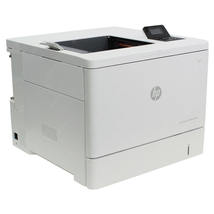 Принтер лазерный цветной HP Color LaserJet Enterprise M553n (B5L24A), А4