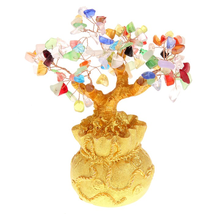 """Денежное дерево """"Цветущие дерево"""""""